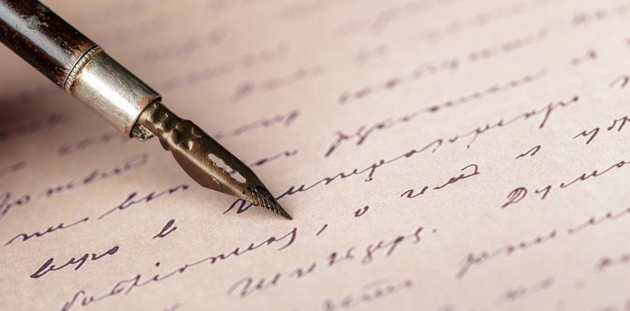 creatief met schrijven