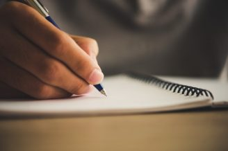 creatief schrijven sierletters